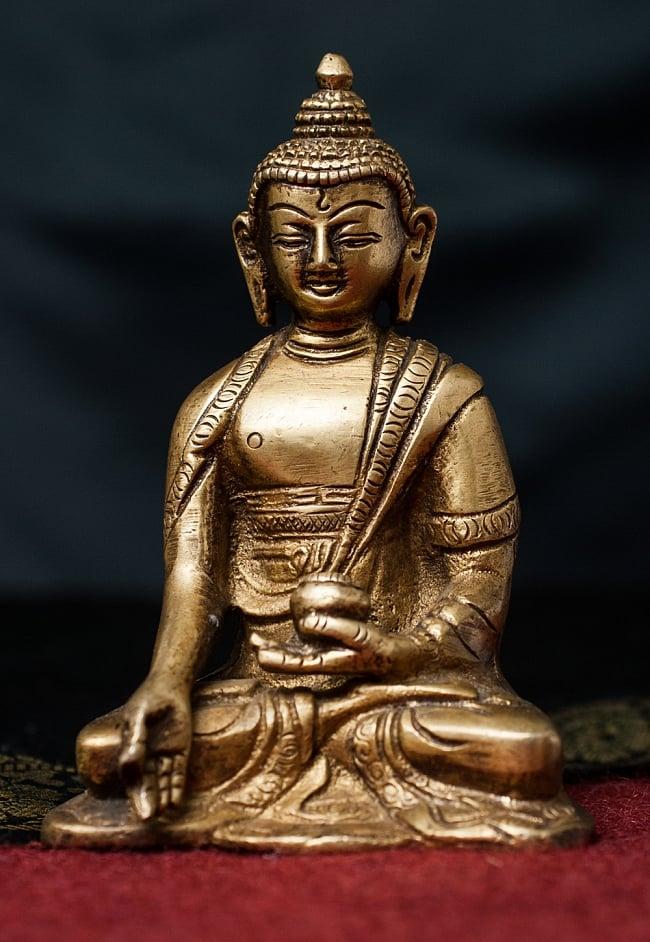 仏陀 - 12cmの写真