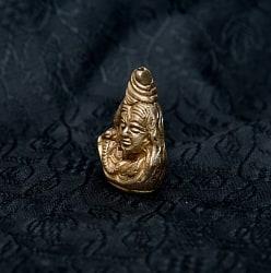 シヴァ - ミニミニ神様像&お香立て[3cm]