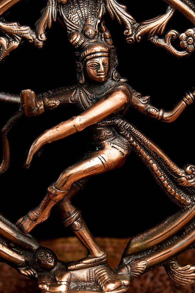 ダンシング・シヴァ(42cm) 6 - 優美な造形です。