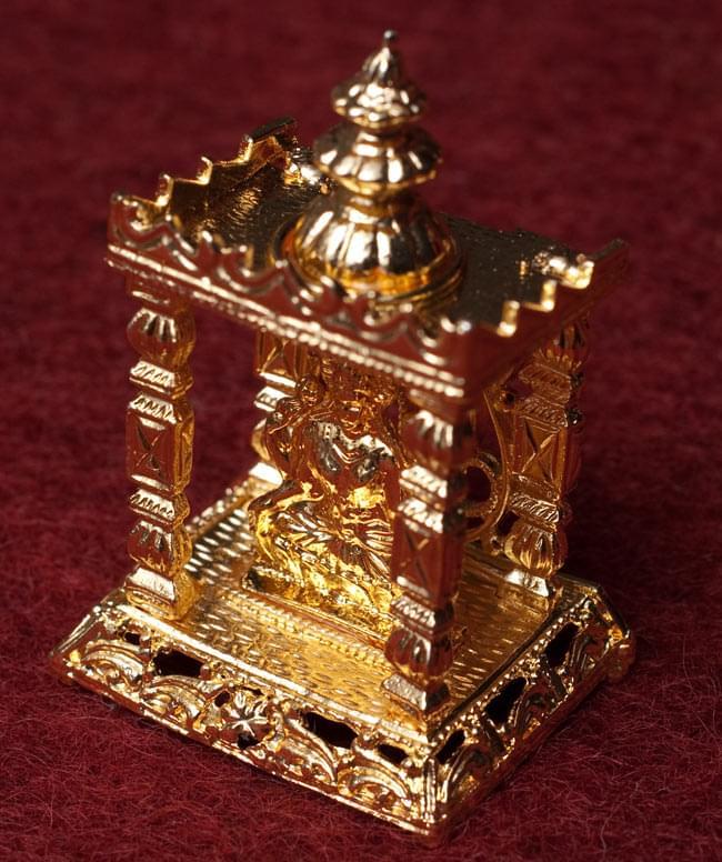ゴールド・ミニ・ラクシュミー - 寺院タイプの写真 -
