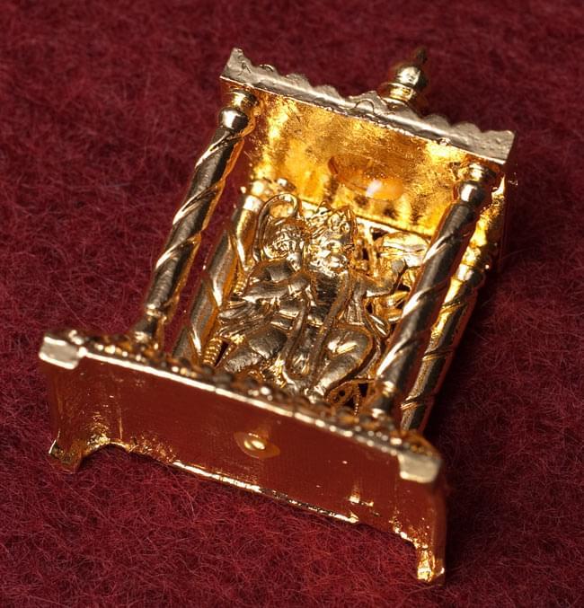 ゴールド・ミニ・ハヌマン - 寺院タイプの写真 -