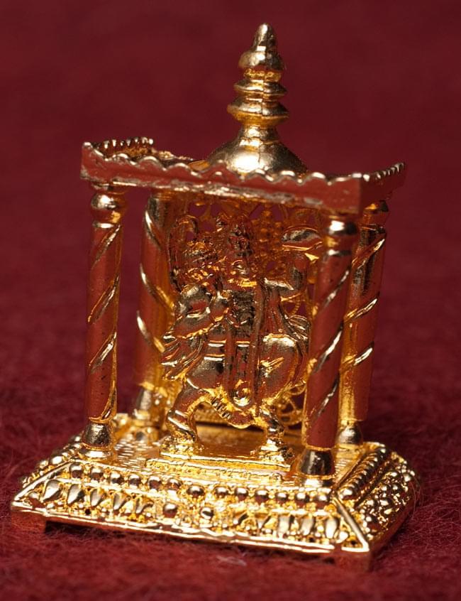 ゴールド・ミニ・ハヌマン - 寺院タイプの写真1