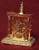 ゴールド・ミニ・ハヌマン - 寺院タイプ