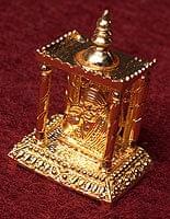 ゴールド・ミニ・サイババ - 寺院
