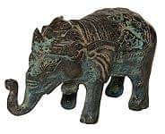エスニック雑貨のセール品:[日替わりセール品]象(6.5cm)