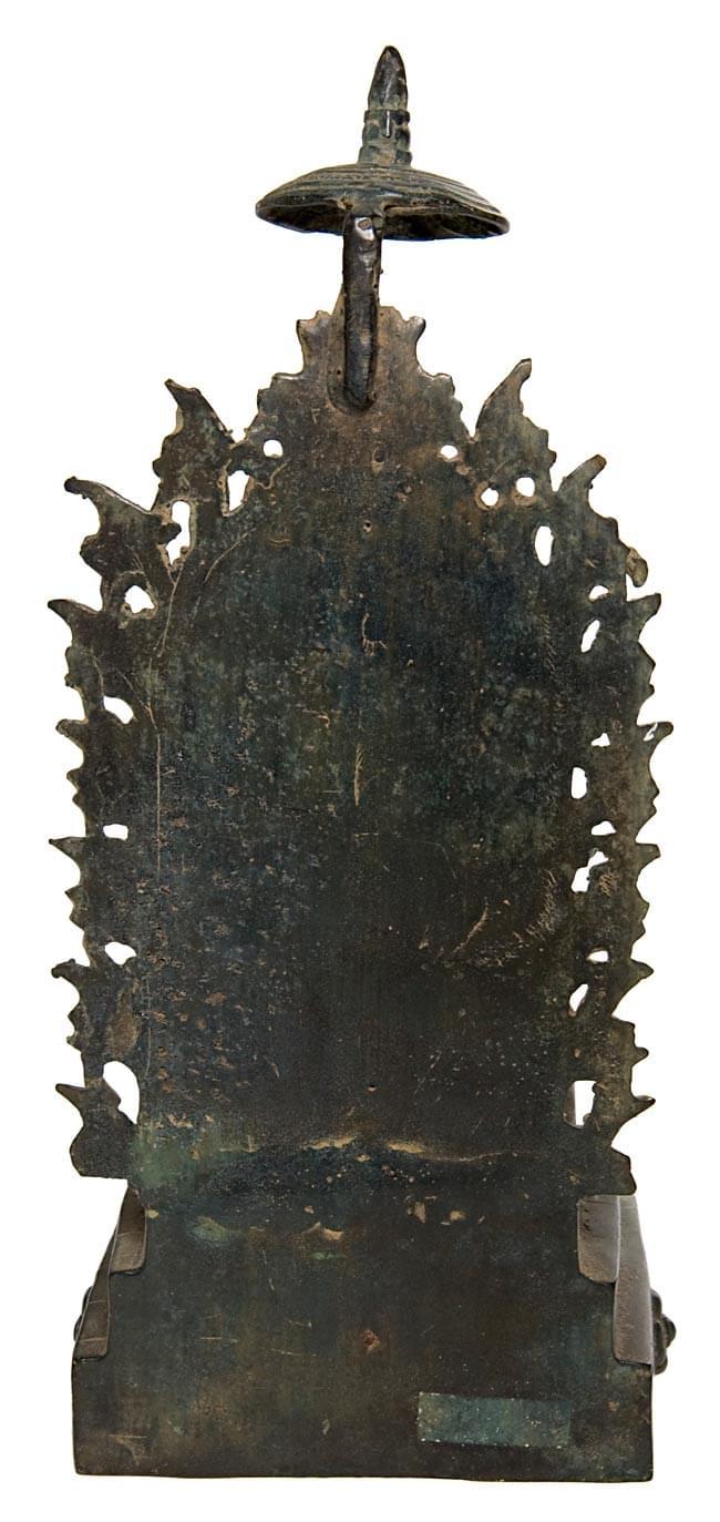 ターラー(28.6cm) 4 - 裏側はこんなかんじです。