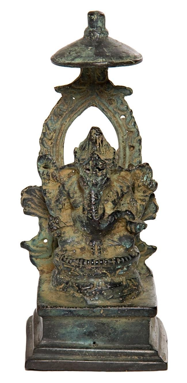 ガネーシャ(13.8cm)の写真