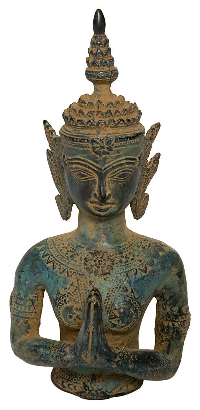 タイの神様像(19.5cm)の写真