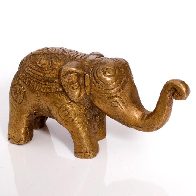ブラスの象[7cm]の写真