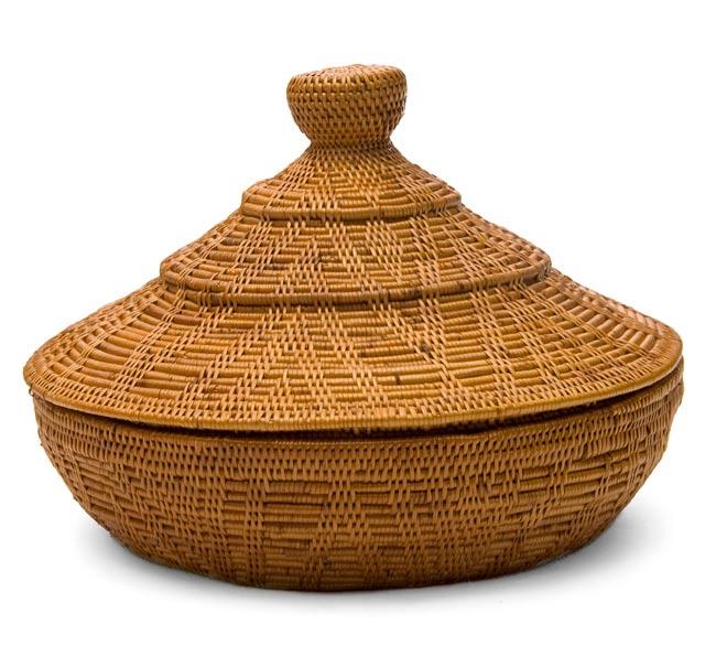 タジン鍋型小物入れ 【24cm】の写真