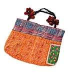 タイ山岳民族の大きなバッグ