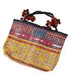 インドとアジアのバッグのセール品:[サマーセール第三弾!]タイ山岳民族の大きなバッグ