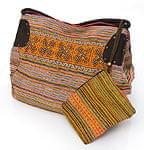 [一点物]モン族 - 大きなお出かけバッグ