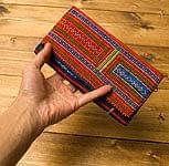 モン族の古布を使ったウォーレット[古布]