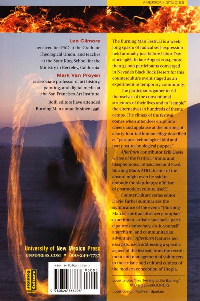 AfterBurn : Reflections on Burning Man 2 -