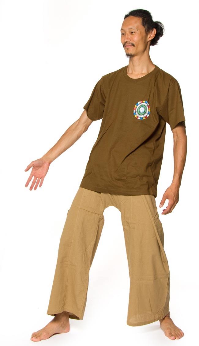 一つの地球 ONE PLANET ONE TIME ONE PEOPLE 3 - 身長180cmのインドパパがLサイズを着てみました