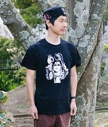 シヴァ神Tシャツ