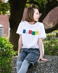 タルチョーTシャツ