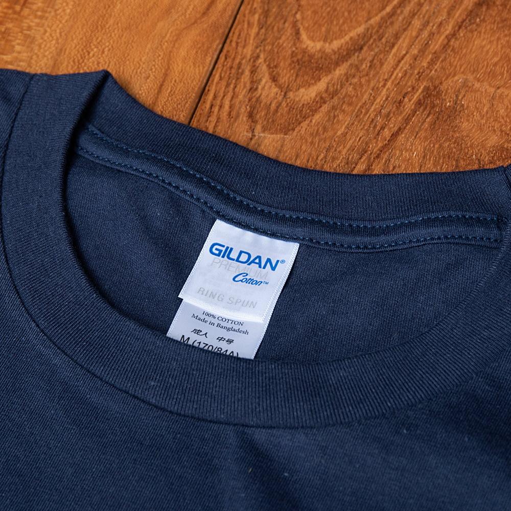 Chalo! India Tシャツ インド乗り物の王様、オートリキシャ 4 - 高品質なGILDAN生地を使用