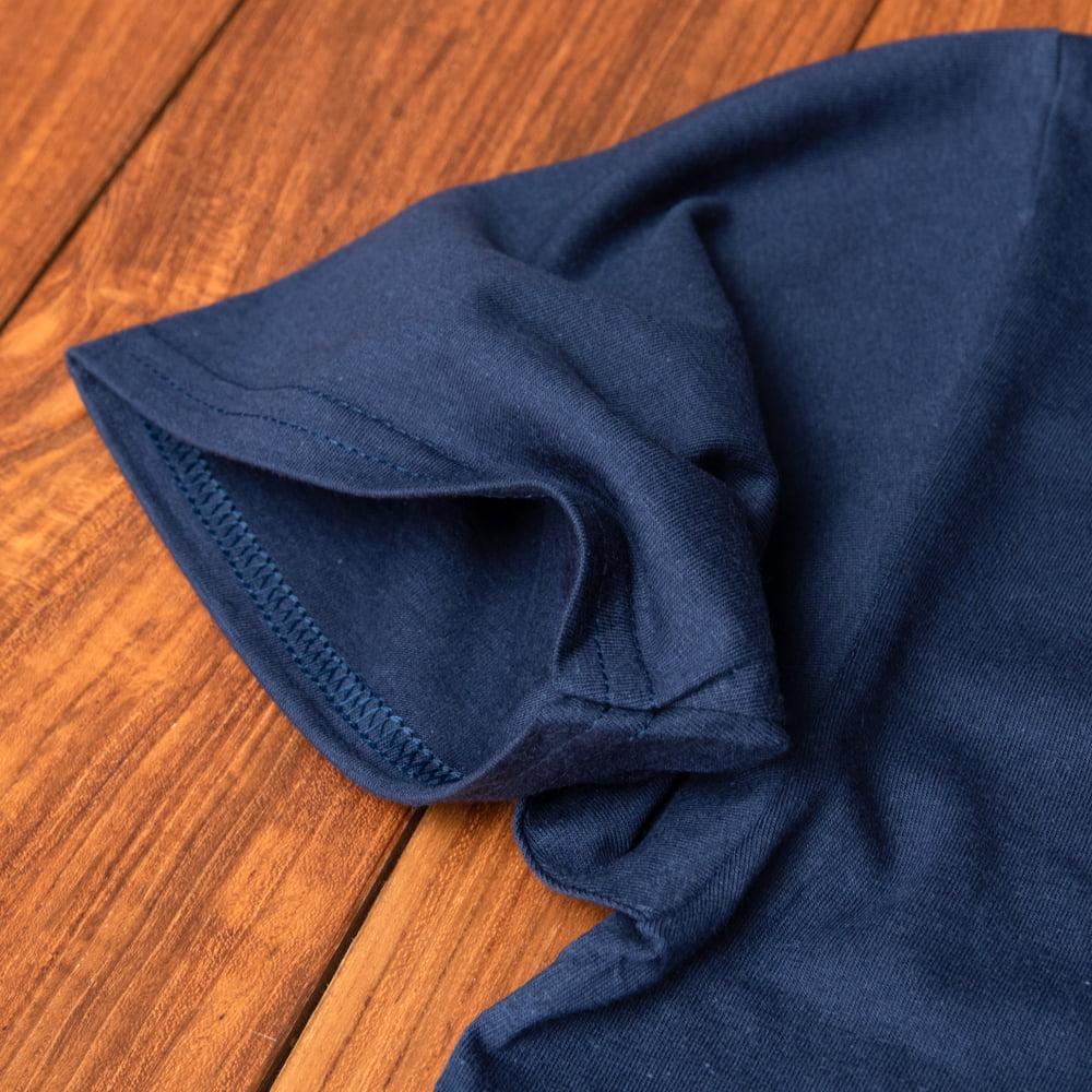 Chalo! India Tシャツ インド乗り物の王様、オートリキシャ 6 - 丁寧につくられています