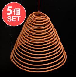 【送料無料・5個セット】ベトナムの渦巻きお香 - 35cm