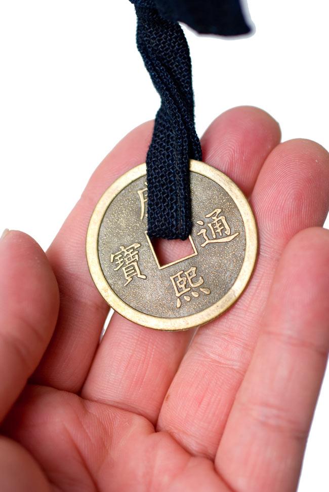 ベトナムのモン族刺繍レターホルダー 11 - 中国の影響を感じるデザインです。